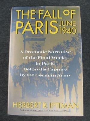 9780060165208: The Fall of Paris: June 1940