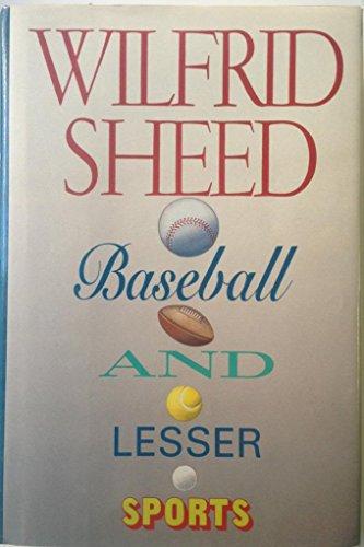 9780060165314: Baseball and Lesser Sports