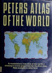 9780060165406: Peters Atlas of the World