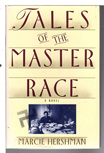 9780060166441: Tales of the Master Race: A Novel