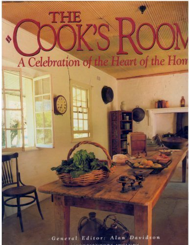 9780060166458: The Cook's Room: A Celebration of the Heart of the Home