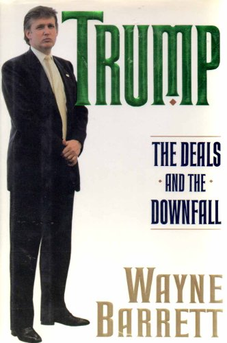 Trump: The Deals and the Downfall 9780060167042 No figure has come to symbolize the excesses of the 1980s as vividly or as powerfully as Donald Trump. As master builder, as media star, as bestselling author, as conspicuously wealthy consumer, Trump reigned--until his spectacular collapse--unchallenged as a unique new breed of entrepreneurial superstar, one who was as confidently victorious on television and the podium of an endless string of press conferences as he was in the boardrooms and bankers' offices where he waged his epic battles, For all of the media attention that has been devoted to him, though, what do we really know about Donald Trump, apart from what he has carefully contrived to foster the myth of a self-made financial genius, a man whose extravagance was merely a perquisite of success?