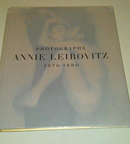 9780060167257: Annie Leibovitz: Photographs Portfolio 1970-1990