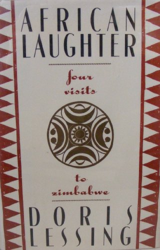 9780060168544: African Laughter: Four Visits to Zimbabwe