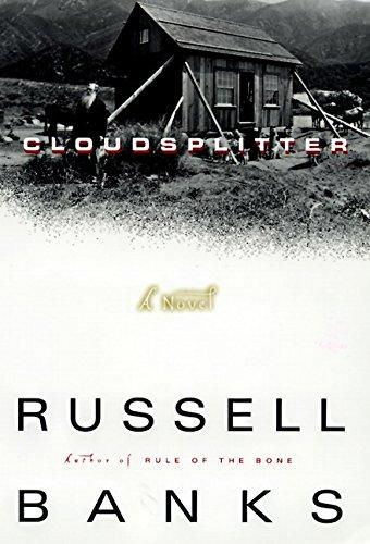 Cloudsplitter: A Novel *SIGNED*: Banks, Russell