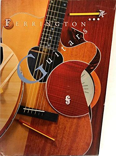 9780060168971: Ferrington Guitars