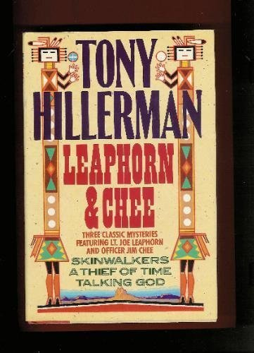 Leaphorn and Chee: Skinwalkers, A Thief of: Tony Hillerman