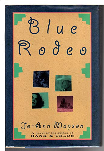 9780060169442: Blue Rodeo
