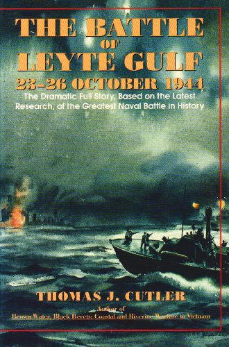 9780060169497: The Battle of Leyte Gulf 23-26 October 1944