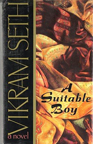 9780060170127: A Suitable Boy: A Novel