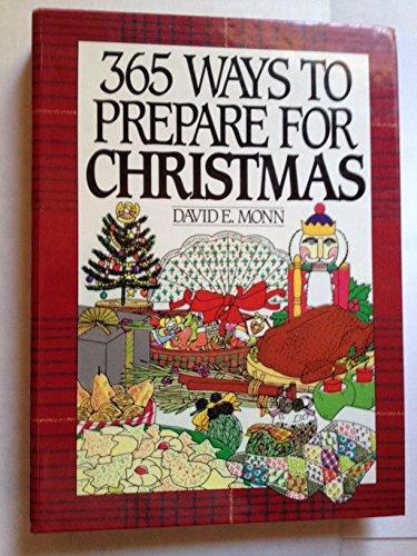 9780060170486: 365 Ways to Prepare for Christmas