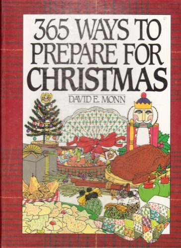 9780060170486: 365 Ways to Prepare for Christmas