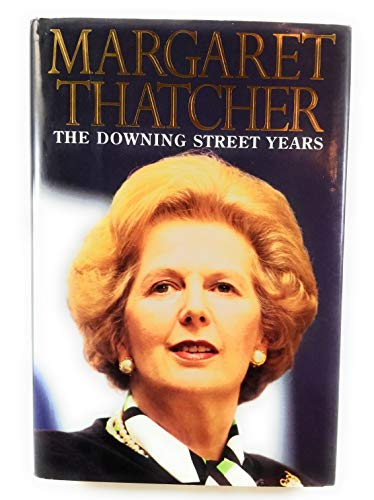 9780060170561: The Downing Street Years