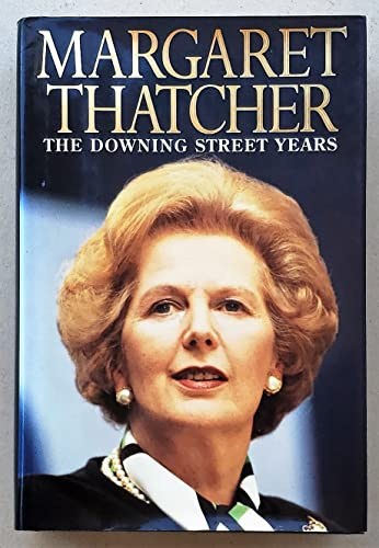 The Downing Street Years (Autographed): Thatcher, Margaret