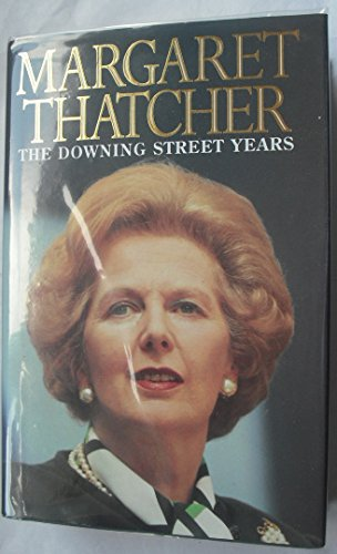9780060170752: The Downing Street Years.