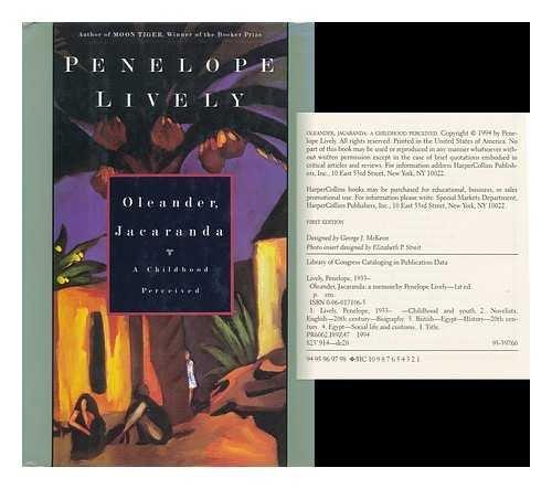 Oleander, Jacaranda: Lively, Penelope