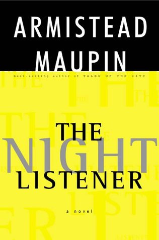 9780060171438: The Night Listener: A Novel