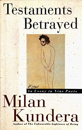 9780060171452: Testaments Betrayed: An Essay in Nine Parts
