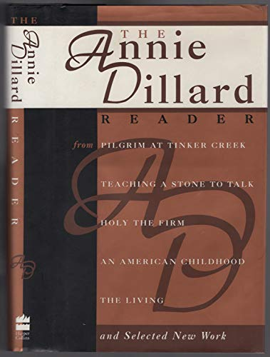 9780060171582: The Annie Dillard Reader