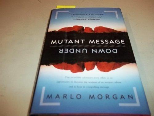 9780060171933: Mutant Message Down Under