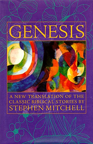 9780060172497: Genesis: A New Translation of the Classic Biblical Stories