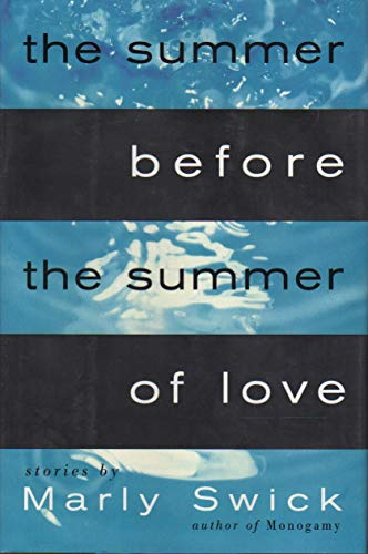 9780060172541: The Summer Before the Summer of Love: Stories