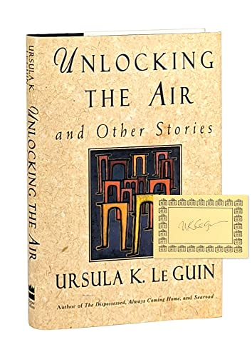 Unlocking the Air and Other Stories.