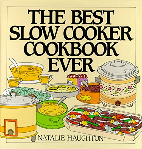 9780060172664: Best Slow Cooker Cookbook Ever: Versatility and Inspiration for New Generation Machines