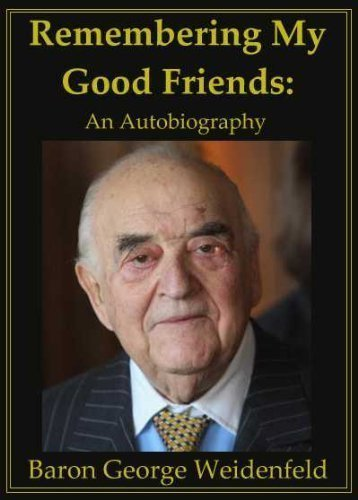 9780060172862: Remembering My Good Friends: An Autobiography