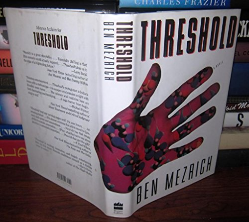 Threshold - SIGNED: Mezrich, Ben