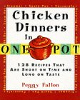 9780060173166: Chicken Dinners in One Pot