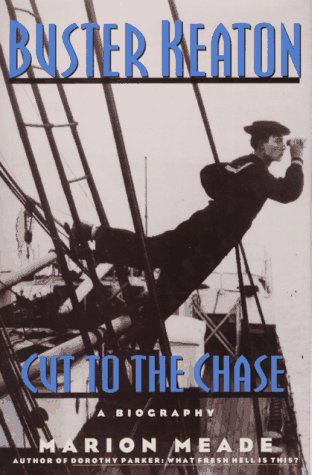 9780060173371: Buster Keaton: Cut to the Chase