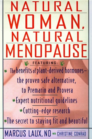 9780060173418: Natural Woman, Natural Menopause