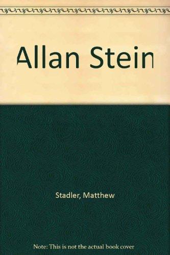 9780060173456: Allan Stein