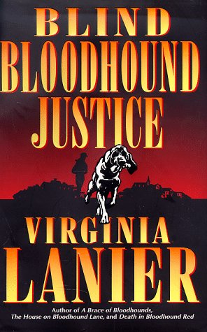 Blind Bloodhound Justice : A Jo Beth Sidden Mystery: Lanier, Virginia