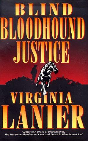 9780060175474: Blind Bloodhound Justice