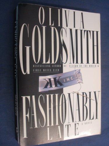 9780060176112: Fashionably Late: A Novel