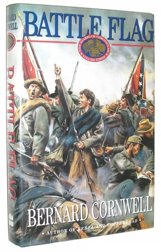 9780060176341: Battle Flag (Starbuck Chronicles)