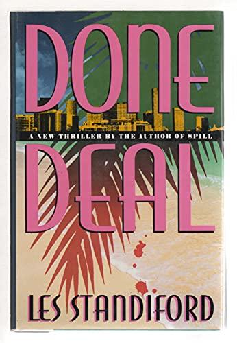 9780060177317: Done Deal: A Novel