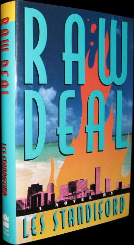 9780060177324: Raw Deal: A Novel