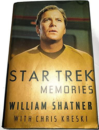 Star Trek Memories: Shatner, William / Kreski, Chris