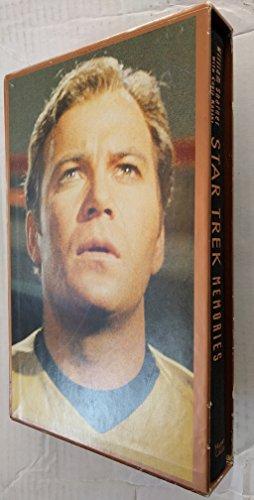 Star Trek Memories/Special Signed Limited Edition: William Shatner, Chris