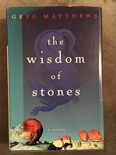 9780060177386: The Wisdom of Stones