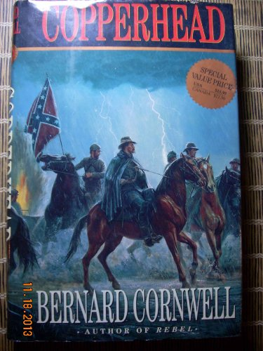 9780060177669: Copperhead: Starbuck Chronicles, Volume 2: a Novel of the Civil War