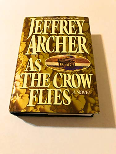 9780060179144: As the Crow Flies