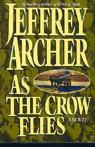 9780060179144: As the Crow Flies