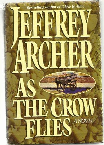 9780060179168: As the Crow Flies