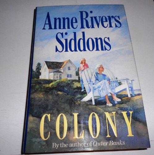 9780060179335: Colony