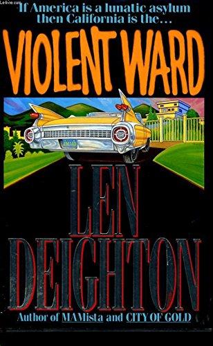 9780060179380: Violent Ward