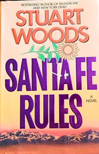 9780060179632: Santa Fe Rules